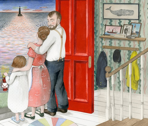 celebrate-picture-books-picture-book-review-hello-lighthouse-little-house