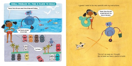 celebrate-picture-books-picture-book-review-how-to-code-a-sandcastle-small-problem-1