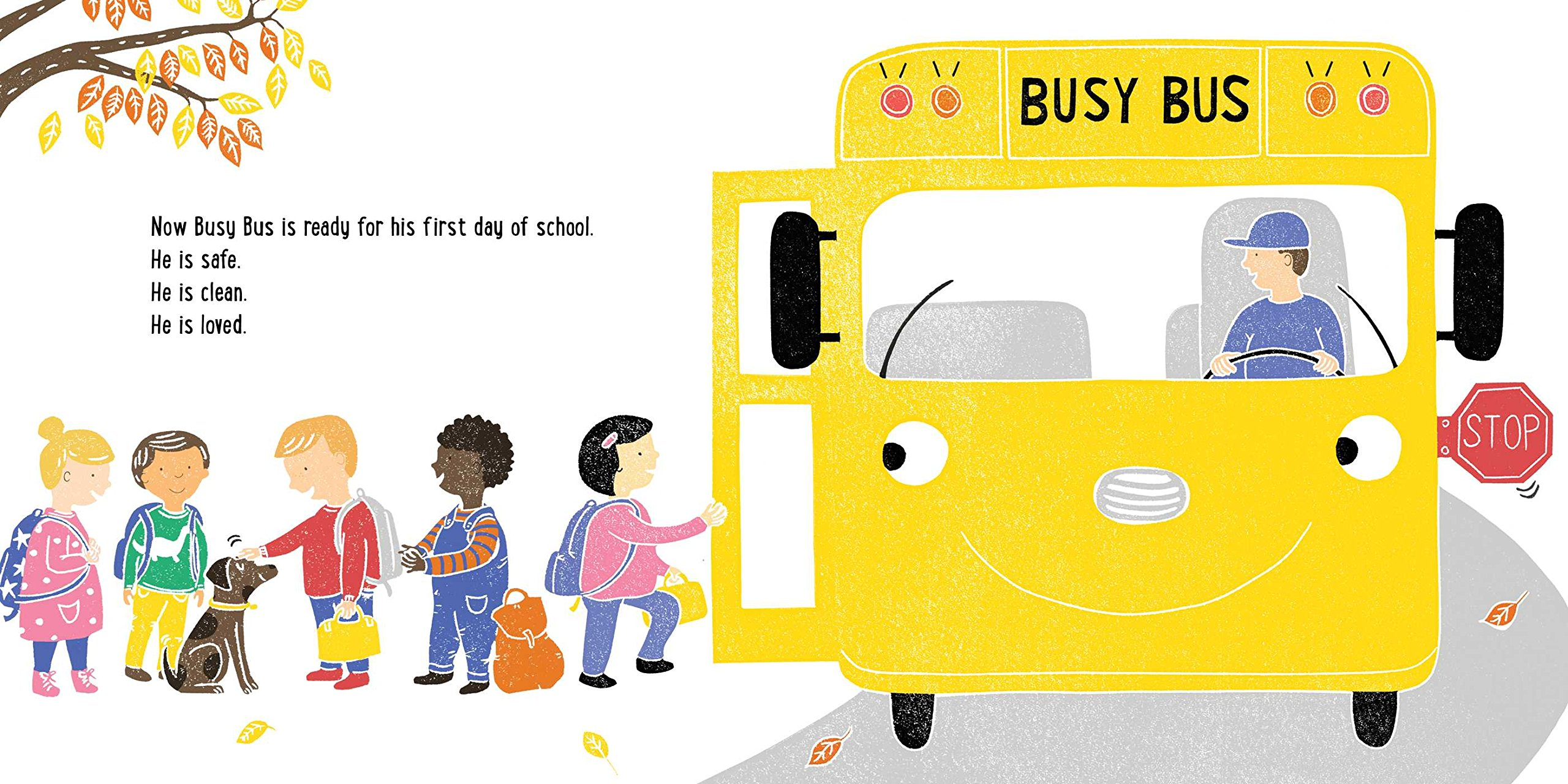 celebrate-picture-books-picture-book-review-it's-your-first-day-of-school-busy-bus-kids