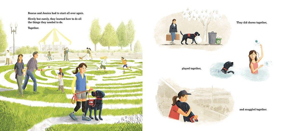 celebrate-picture-books-picture-book-review-jessica-and-rescue-park