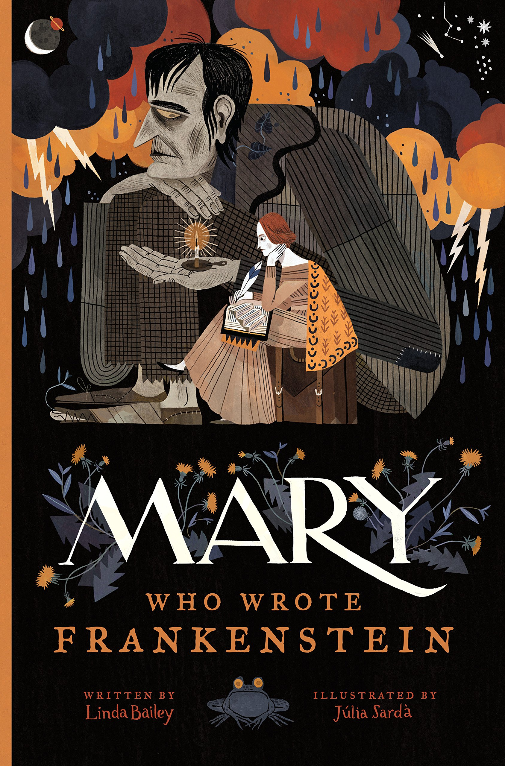 celebrate-picture-books-picture-book-review-mary-who-wrote-frankenstein-cover