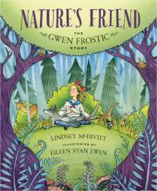 celebrate-picture-books-picture-book-review-nature's-friend-the-gwen-frostic-story-cover