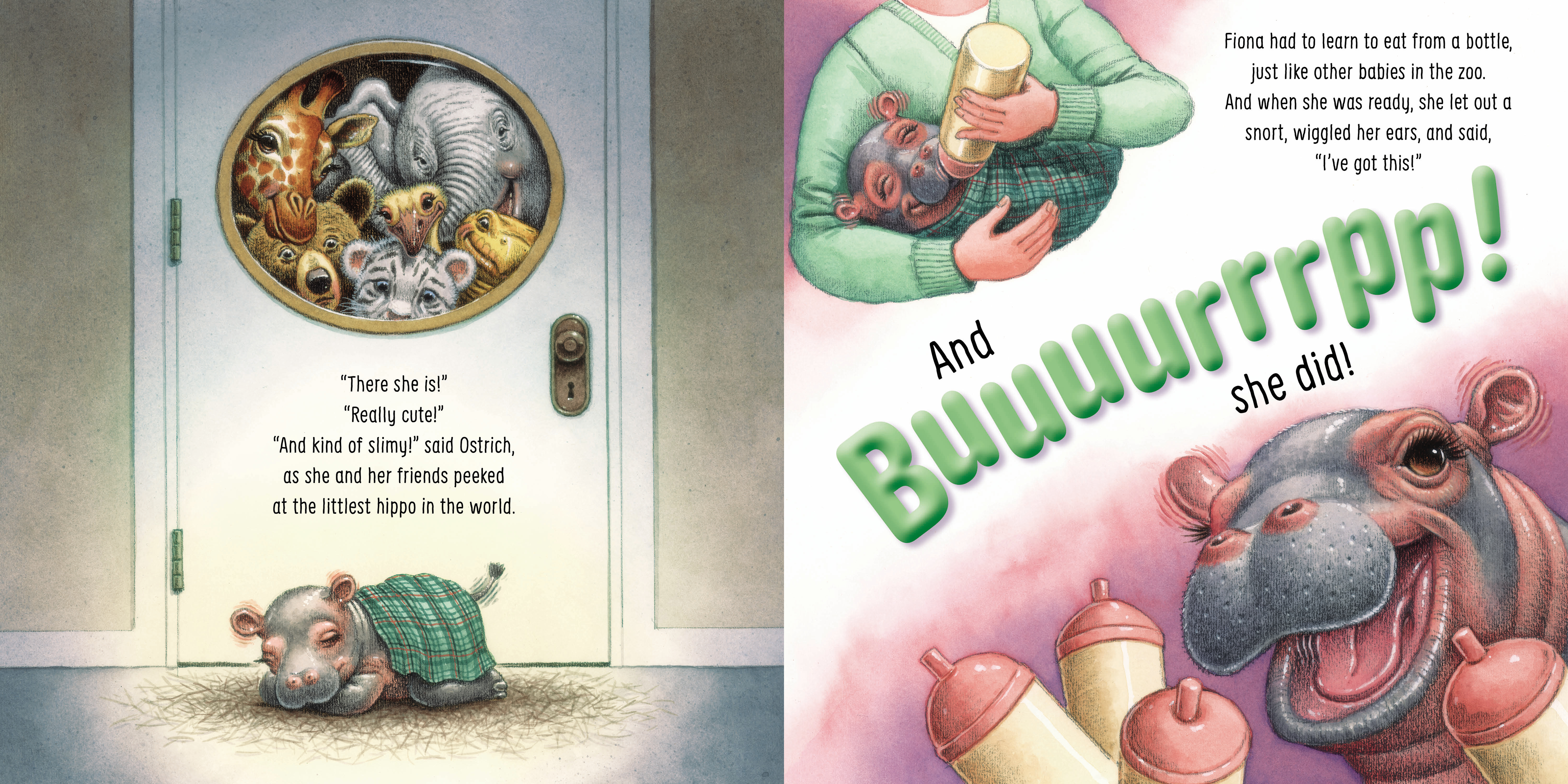 celebrate-picture-books-picture-book-review-fiona-the-hippo-zoo-bottle-fed