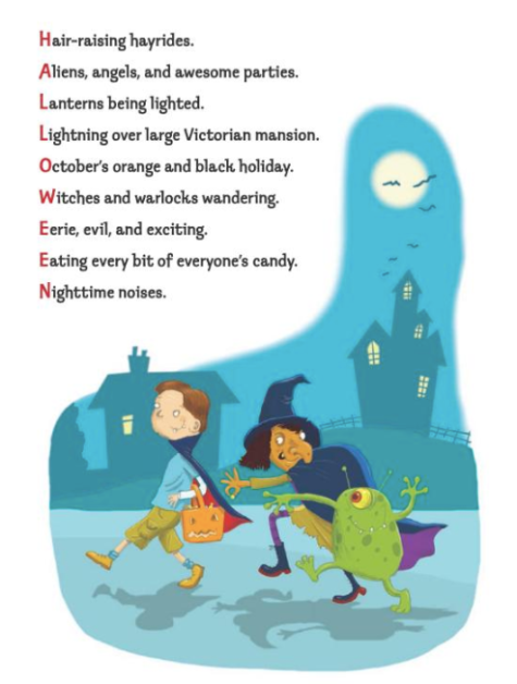 celebrate-picture-books-picture-book-review-bow-tie-pasta-acrostic-poetry-halloween