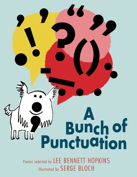 celebrate-picture-books-picture-book-review-a-bunch-of-punctuation-cover