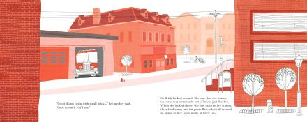 celebrate-picture-books-picture-book-review-brick-who-found-herself-in-architecture-great-things