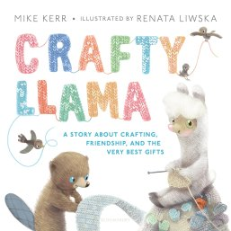celebrate-picture-books-picture-book-review-crafty-llama-cover