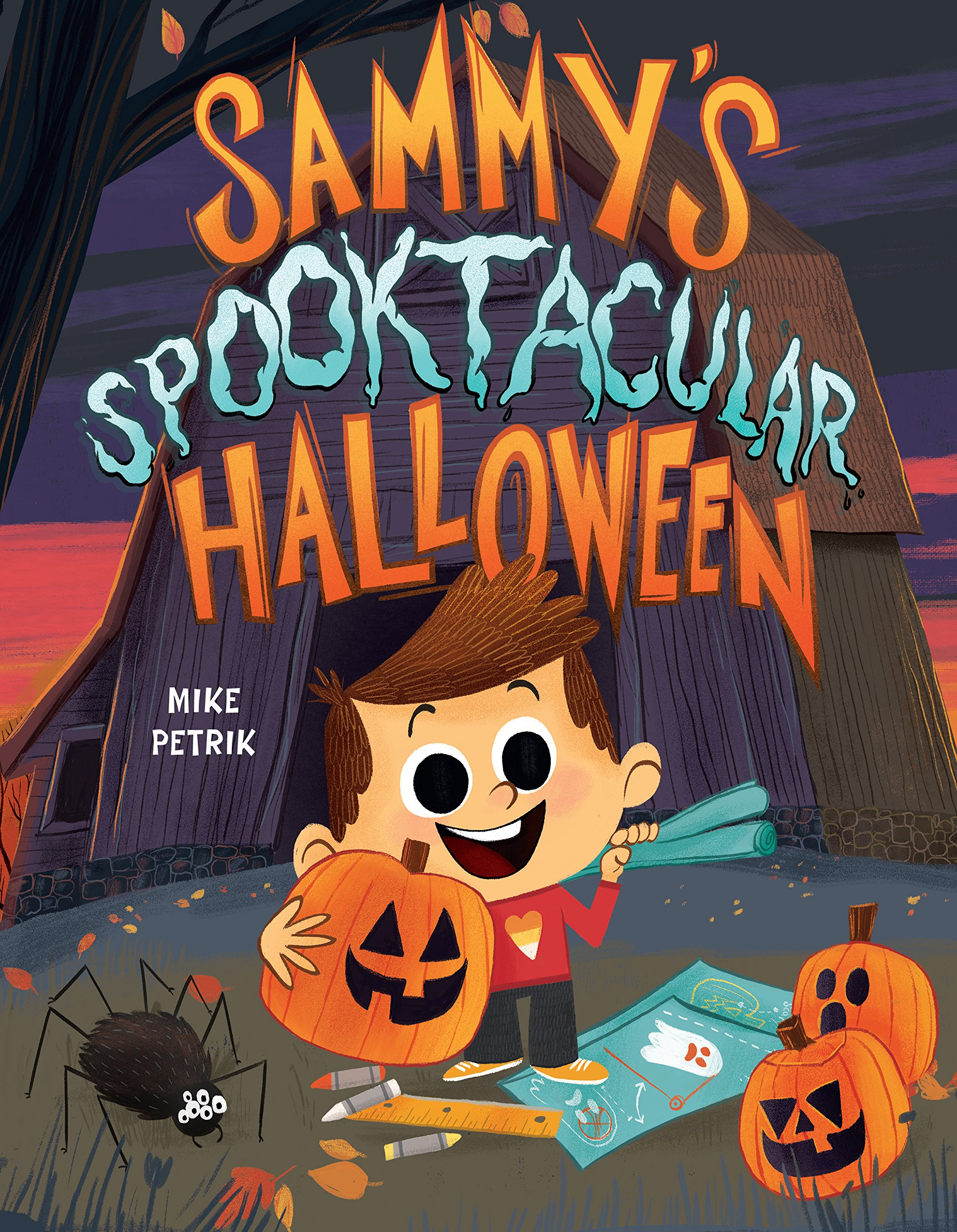 celebrate-picture-books-picture-book-review-sammy's-spooktacular-halloween-cover