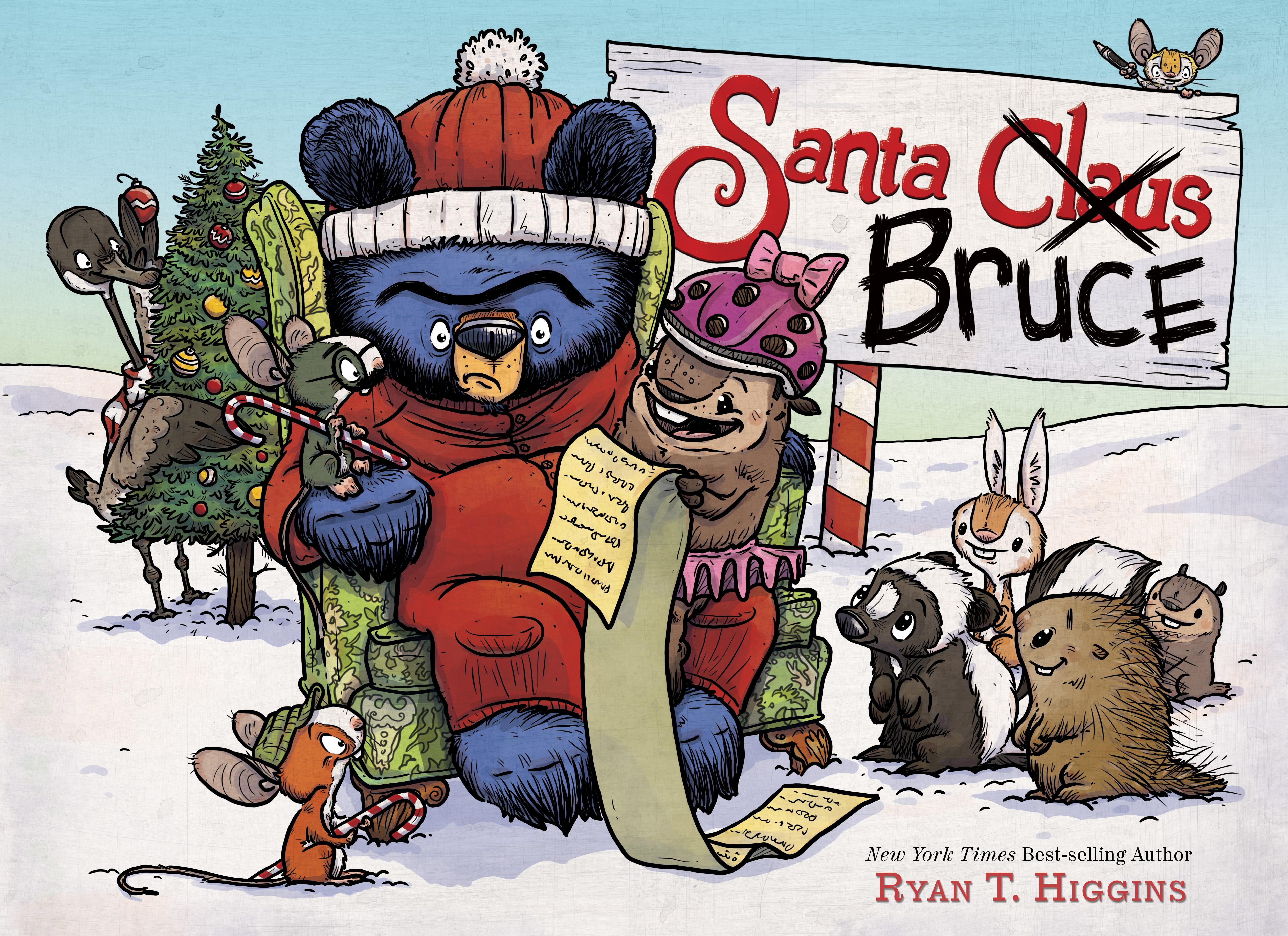celebrate-picture-books-picture-book-review-santa-bruce-cover