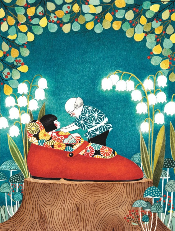celebrate-picture-books-picture-book-review-time-for-bed-miyuki-shoe-bed