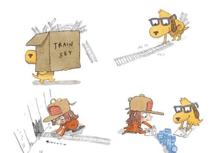 celebrate-picture-books-picture-book-review-douglas-you're-a-genius-train