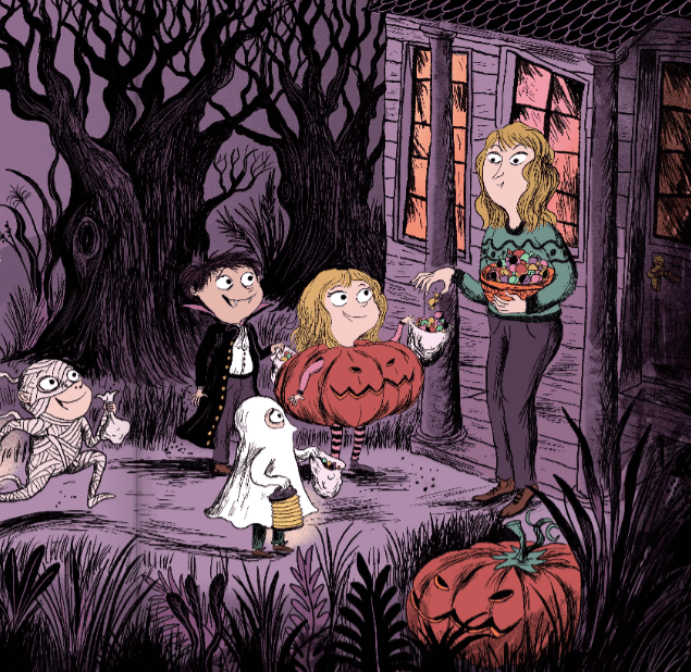 celebrate-picture-books-picture-book-review-mother-ghost-Boys-and-girls