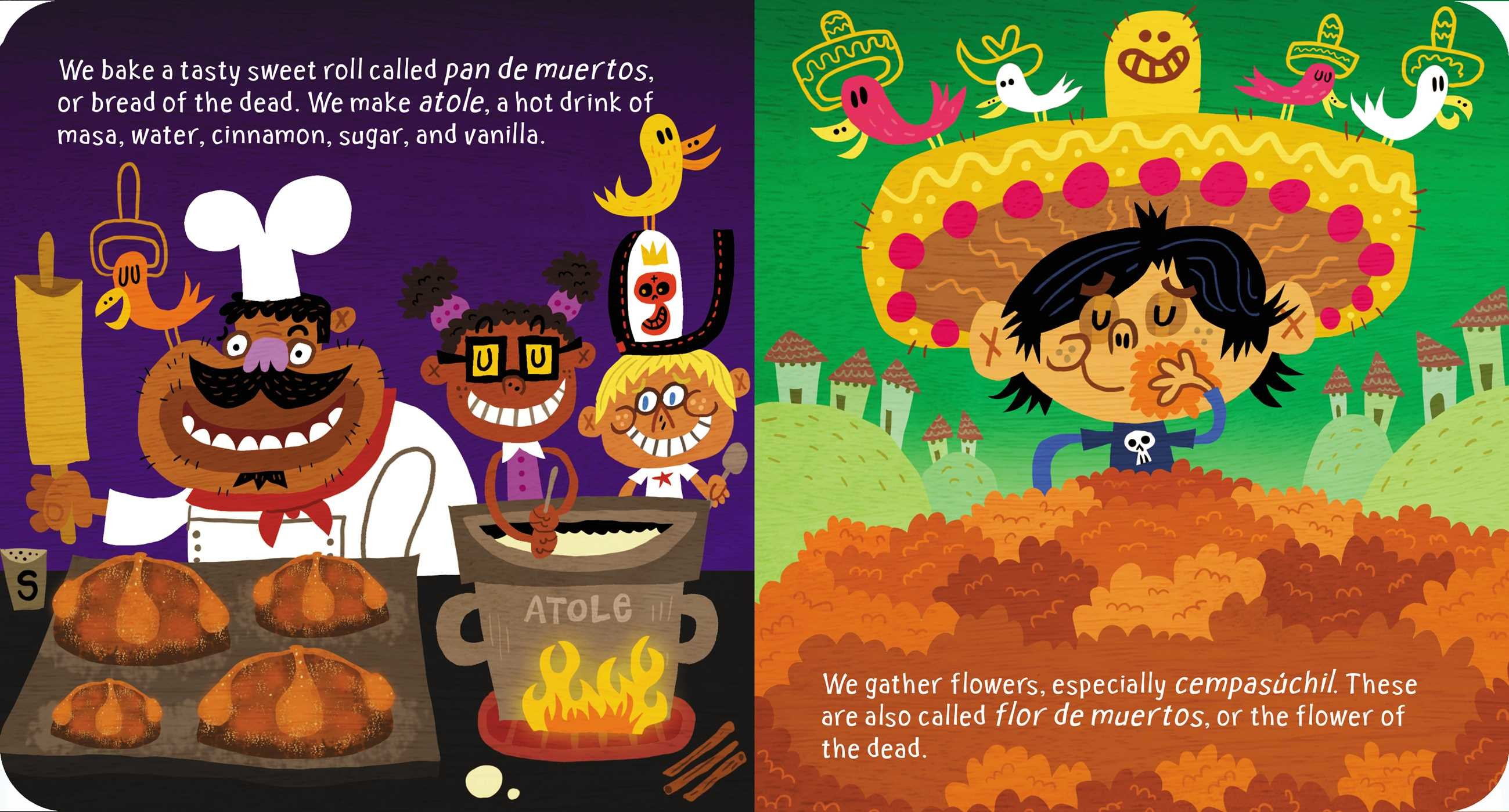 celebrate-picture-books-picture-book-review-día-de-los-muertos-bake