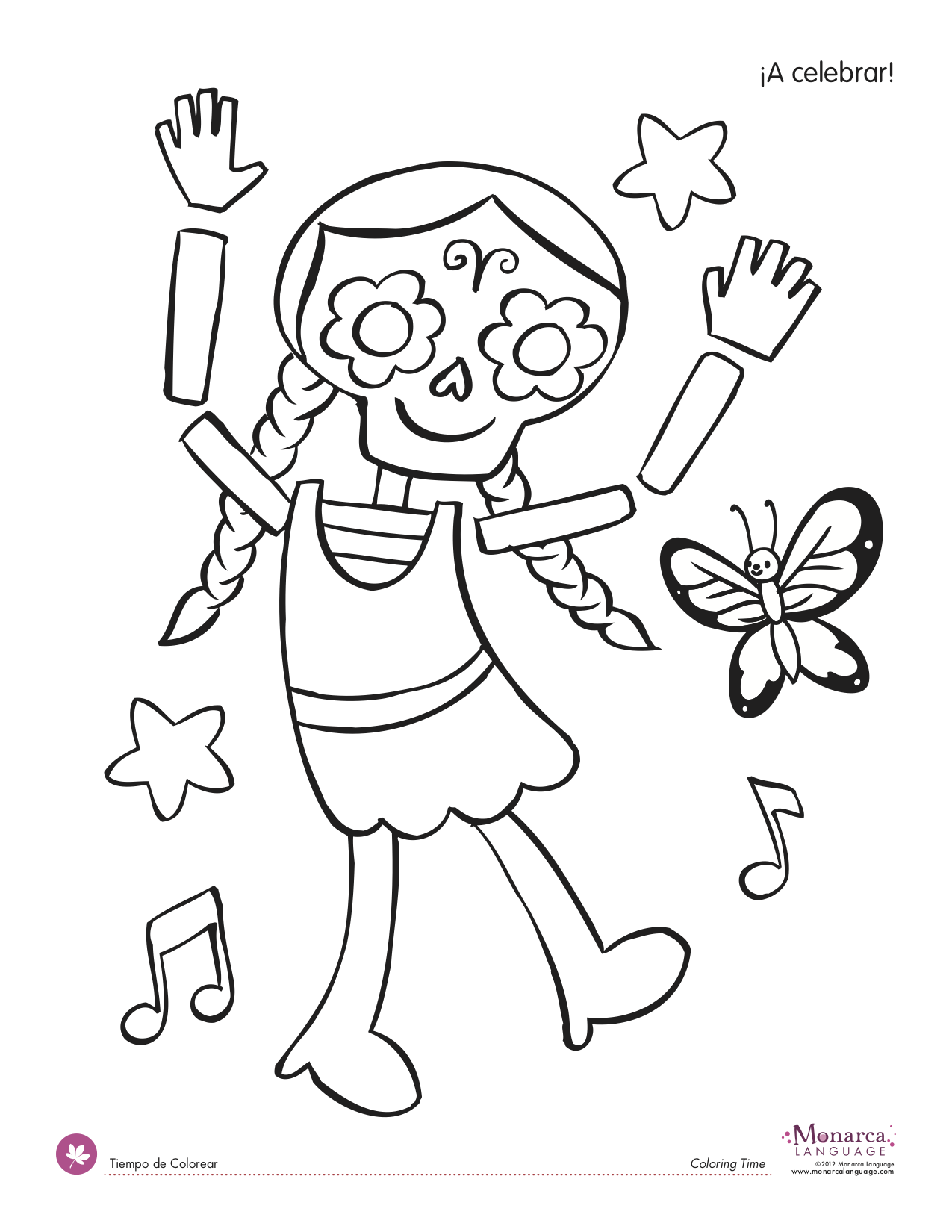 celebrate-picture-books-picture-book-review-día-de-los-muertos-coloring-page-1