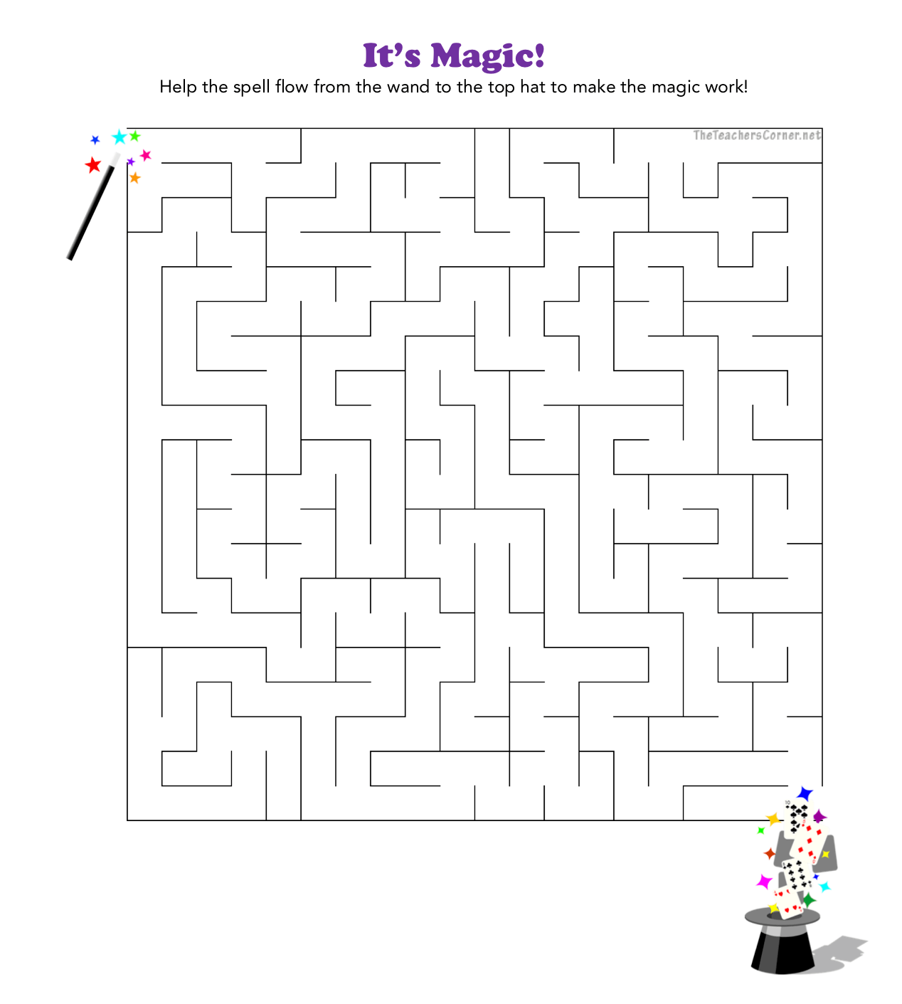 celebrate-picture-books-picture-book-review-it's-magic-maze
