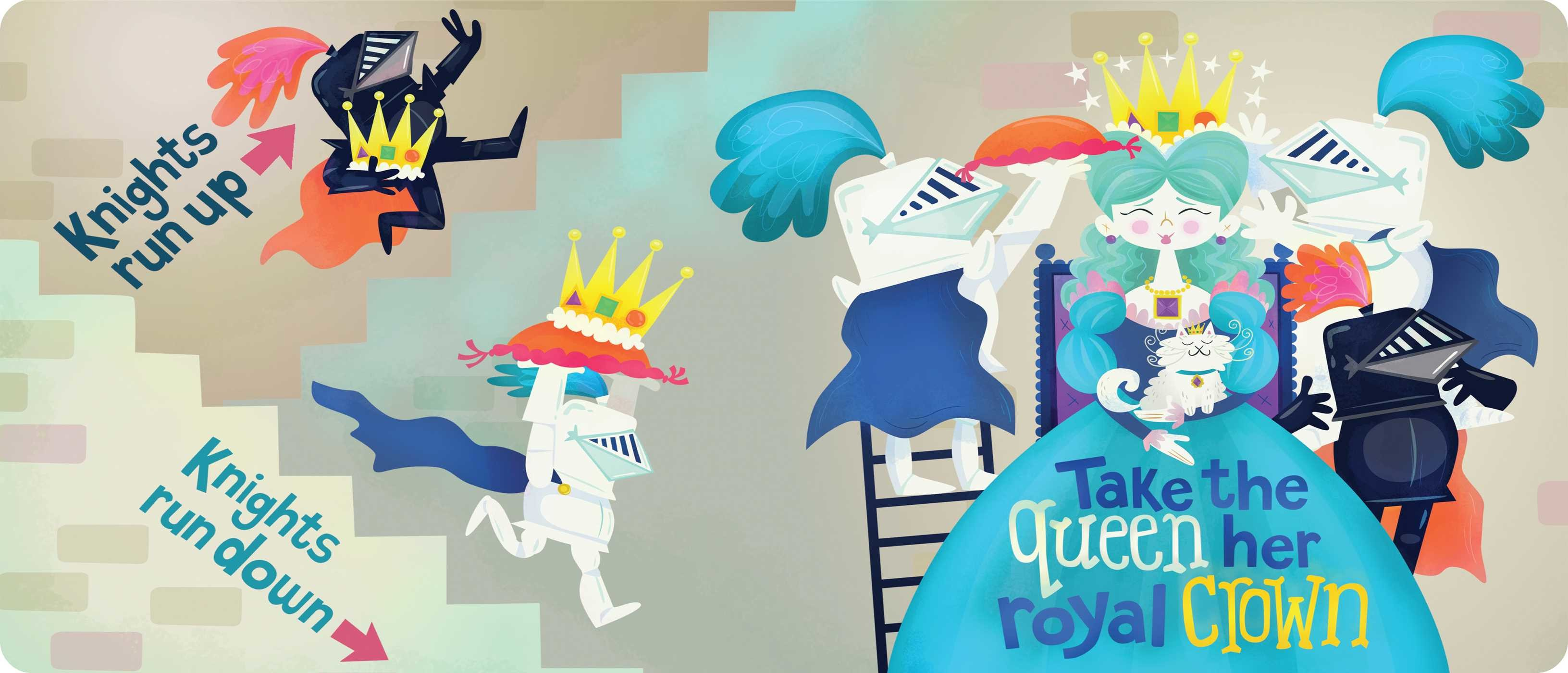 celebrate-picture-books-picture-book-review-roary-the-lion-roars-too-loud-hello-knights-queen
