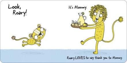 celebrate-picture-books-picture-book-review-roary-the-lion-roars-too-loud-mommy
