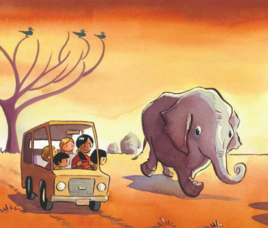 celebrate-picture-books-picture-book-review-because-you-are-my-teacher-elephant