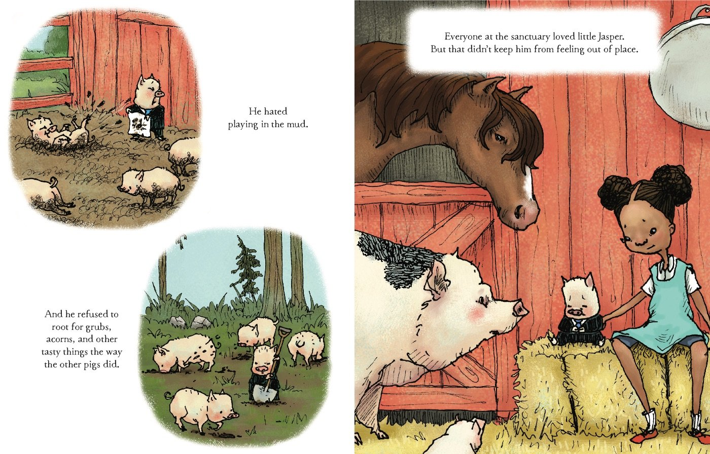 celebrate-picture-books-picture-book-review-business-pig-no-mud