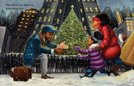 celebrate-picture-books-picture-book-review-I-Got-The-Christmas-Spirit-coming-home