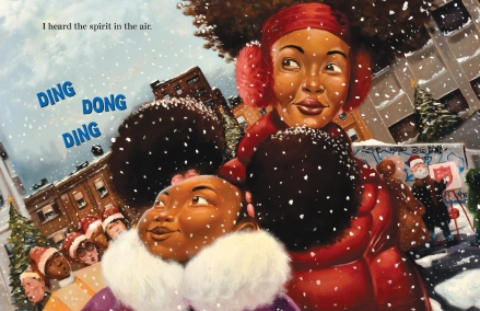 celebrate-picture-books-picture-book-review-I-Got-The-Christmas-Spirit-spirit-in-air