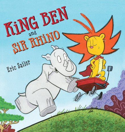 celebrate-picture-books-picture-book-review-king-ben-and-sir-rhino-cover
