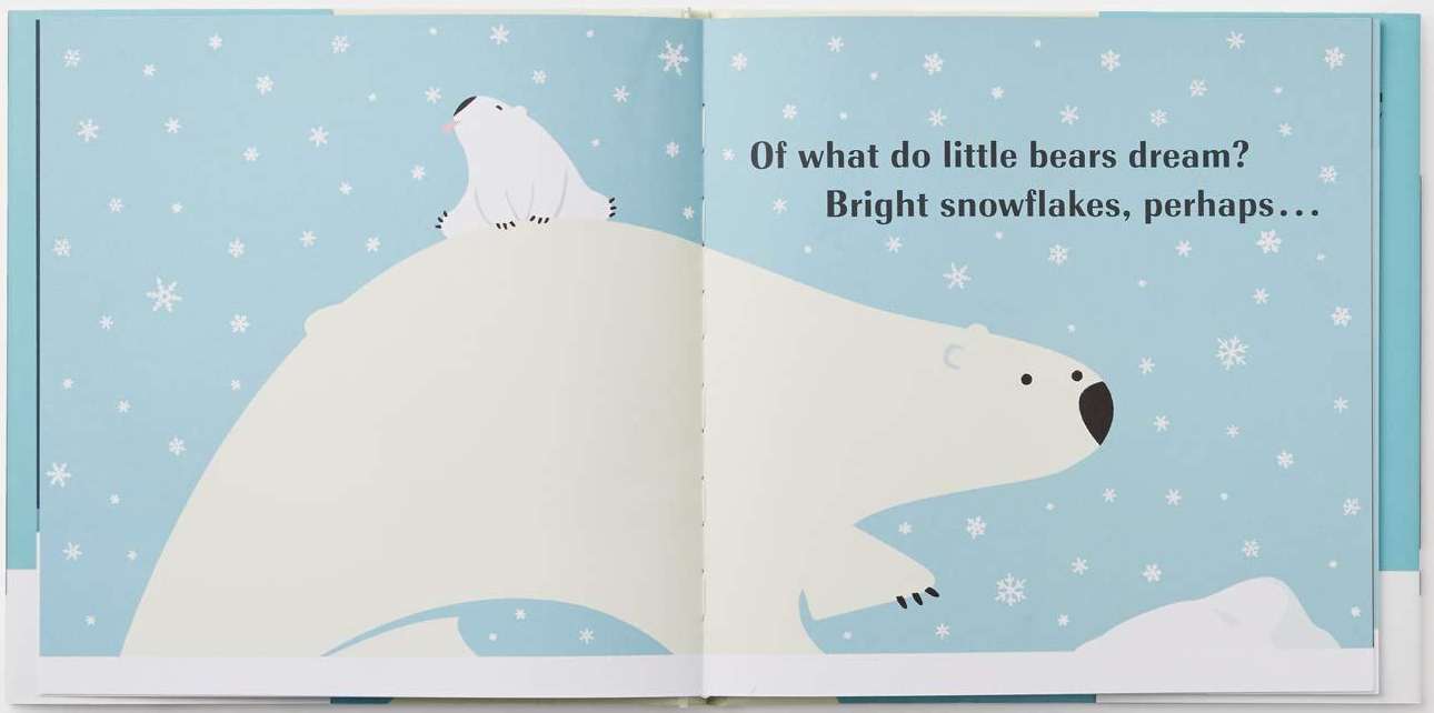 celebrate-picture-books-picture-book-review-little-bear-dreams-snowflakes