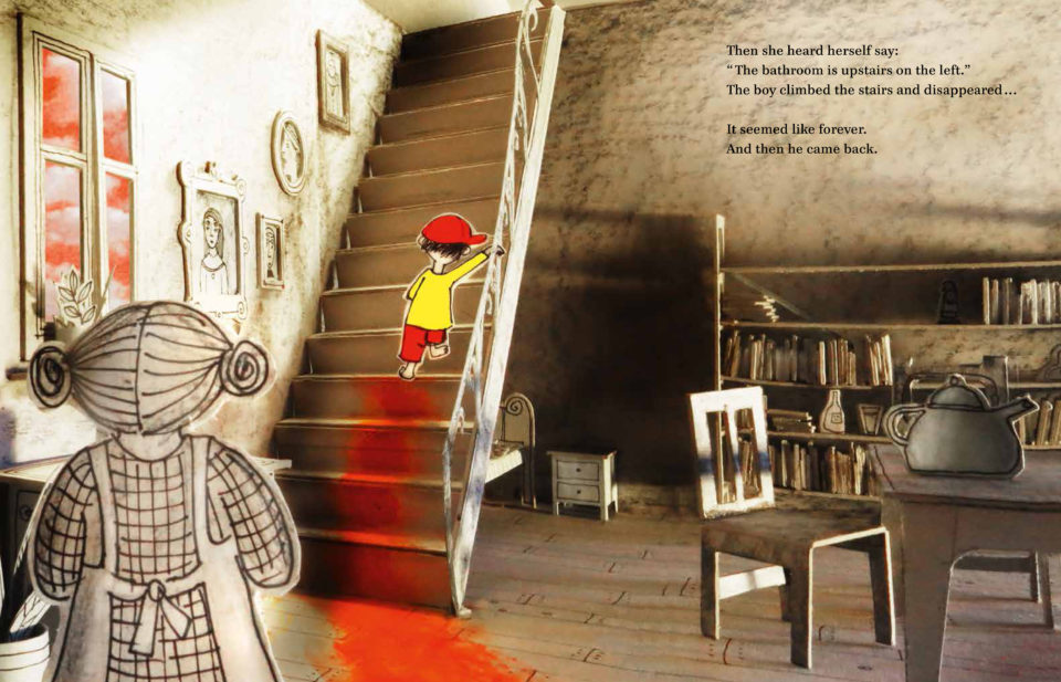 celebrate-picture-books-picture-book-review-the-visitor-going-upstairs