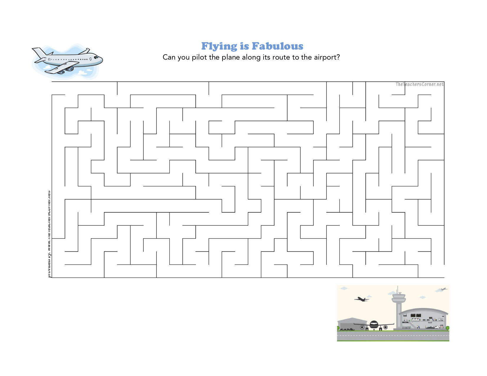 celebrate-picture-books-picture-book-review-Flying-is-Fabulous-Maze