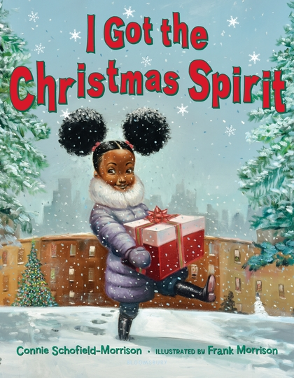 CPB - I Got the Christmas Spirit Cover