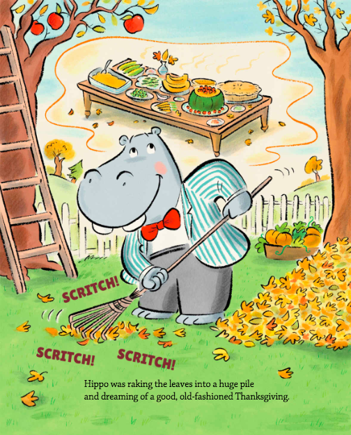 celebrate-picture-books-picture-book-review-duck-and-hippo-give-thanks-dreaming