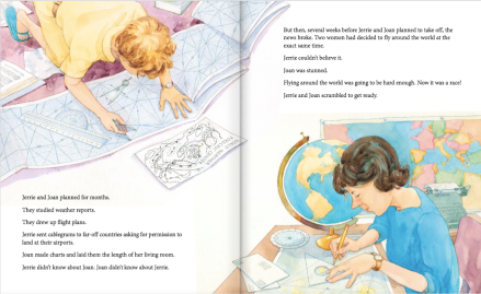 celebrate-picture-books-picture-book-review-aim-for-the-skies-planning-routes
