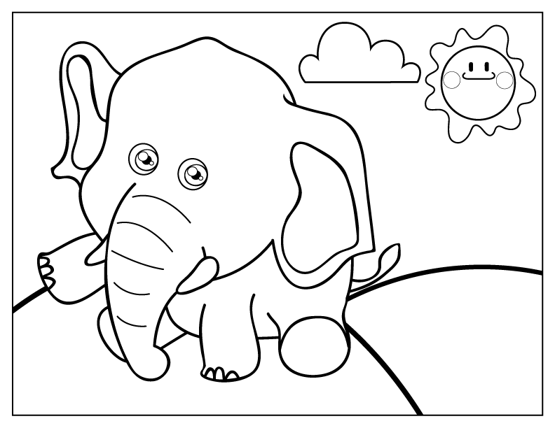 celebrate-picture-books-elephant-coloring-page-1