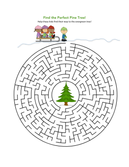 celebrate-picture-books-picture-book-review-Find-the-Perfect-Pine-Tree-maze