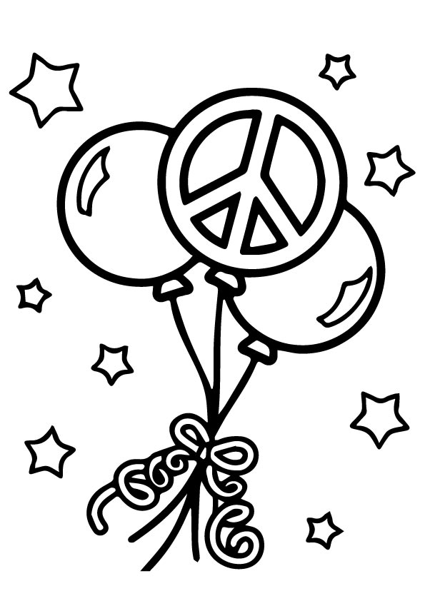 celebrate-picture-books-picture-book-review-Peace-Coloring-Page-balloons