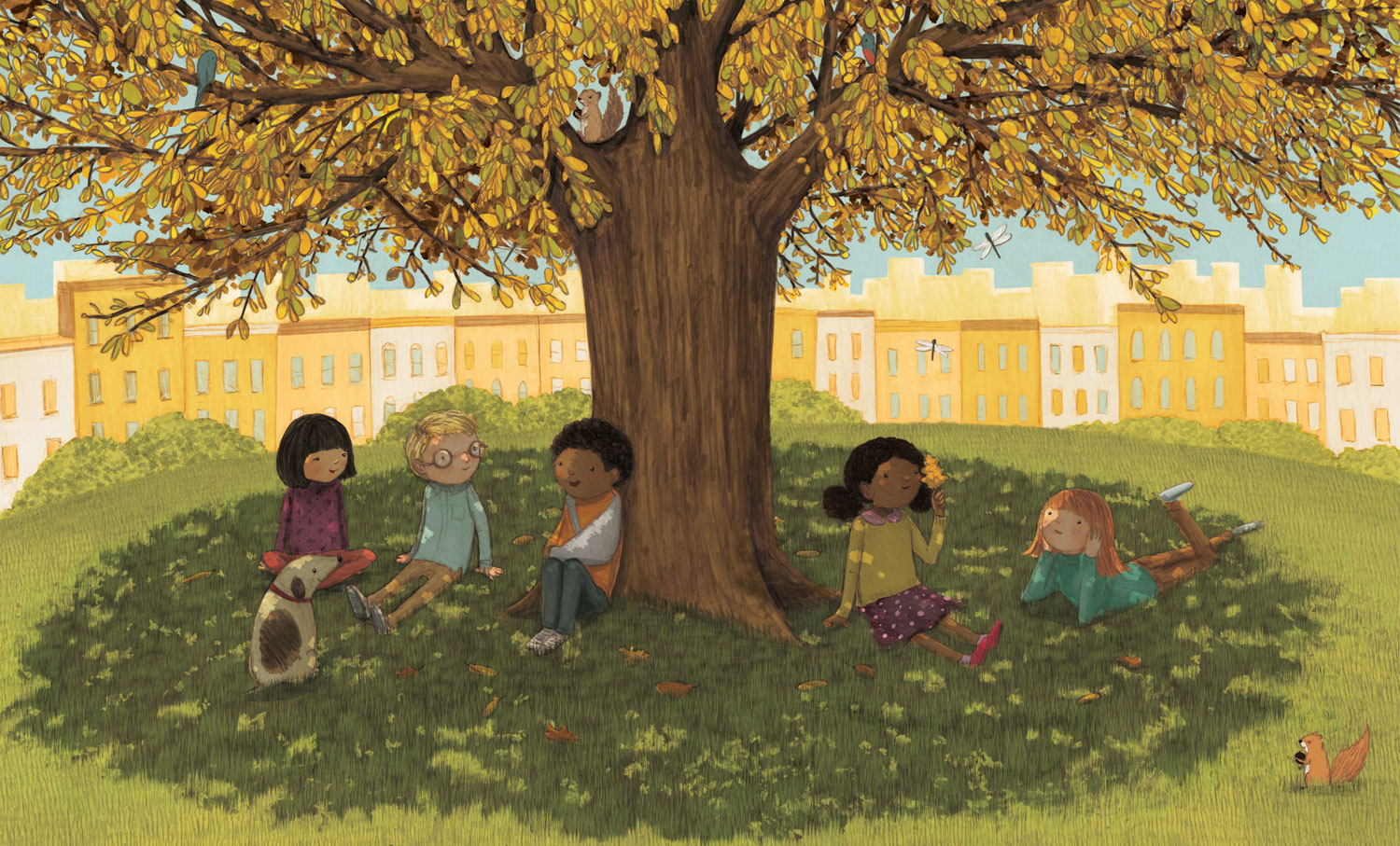 celebrate-picture-books-picture-book-review-peace-is-an-offering-under-tree