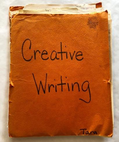 CPB - Tara Knudson Interview - school writing folder