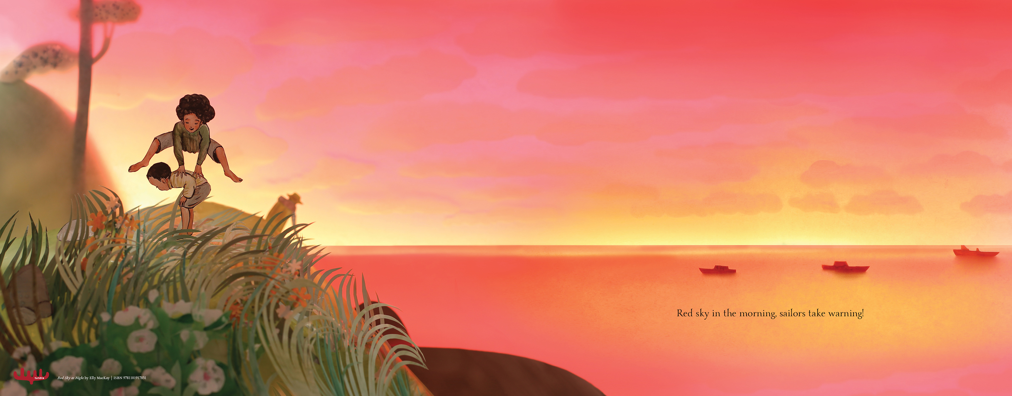 celebrate-picture-books-picture-book-review-red-sky-in-the-morning