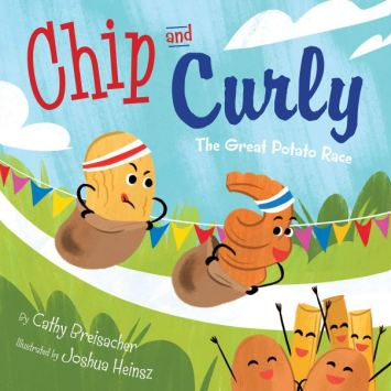 Chip and Curly cover