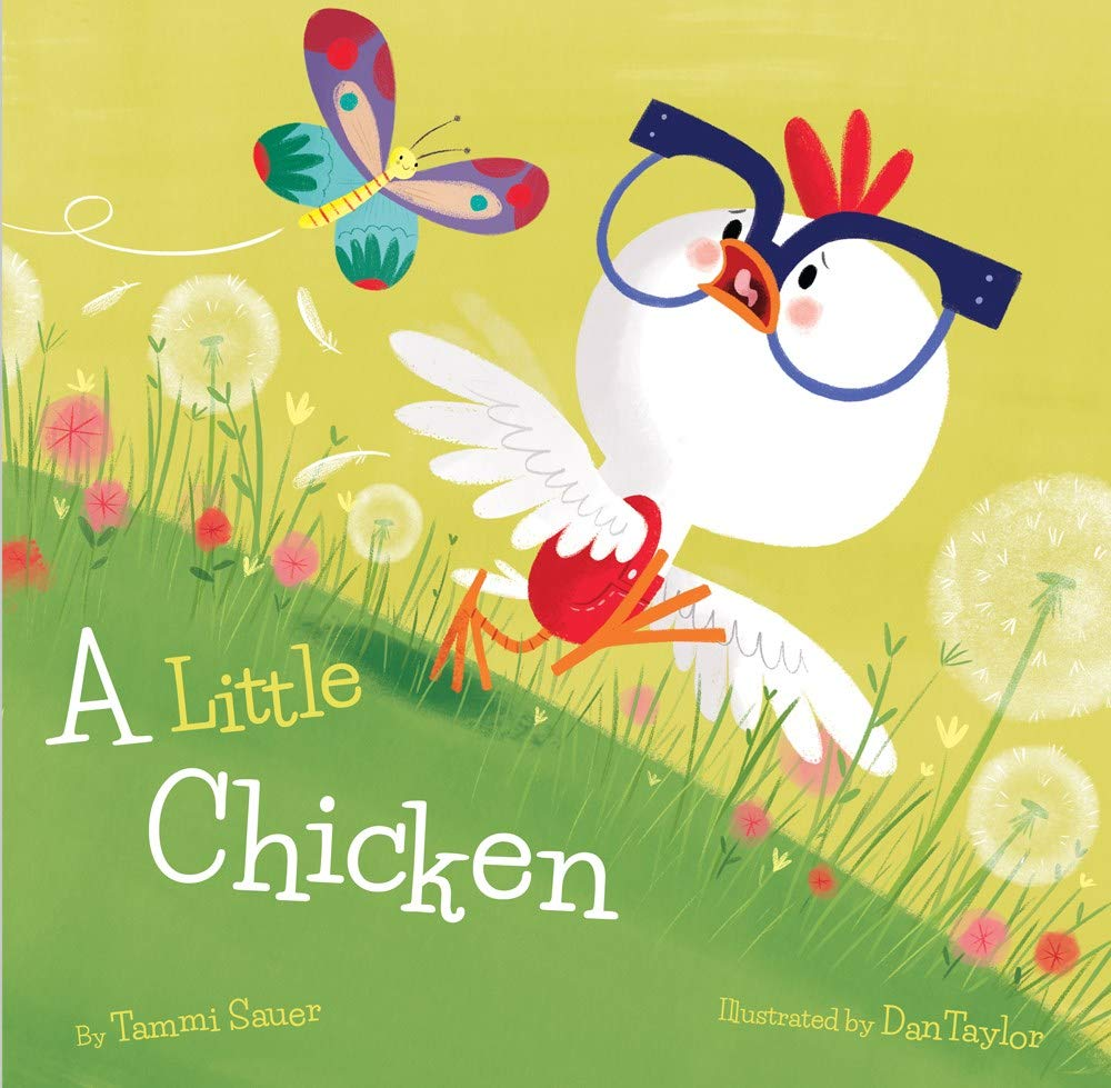 celebrate-picture-books-picture-book-review-a-little-chicken-cover