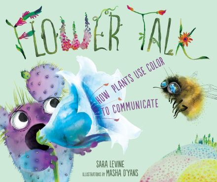 celebrate-picture-books-picture-book-review-flower-talk-cover