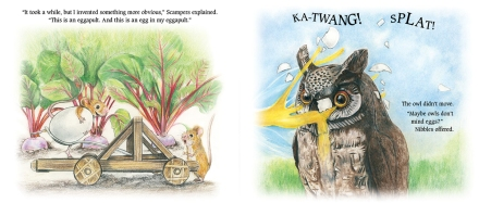 celebrate-picture-books-picture-book-review-scampers-thinks-like-a-scientist-owl