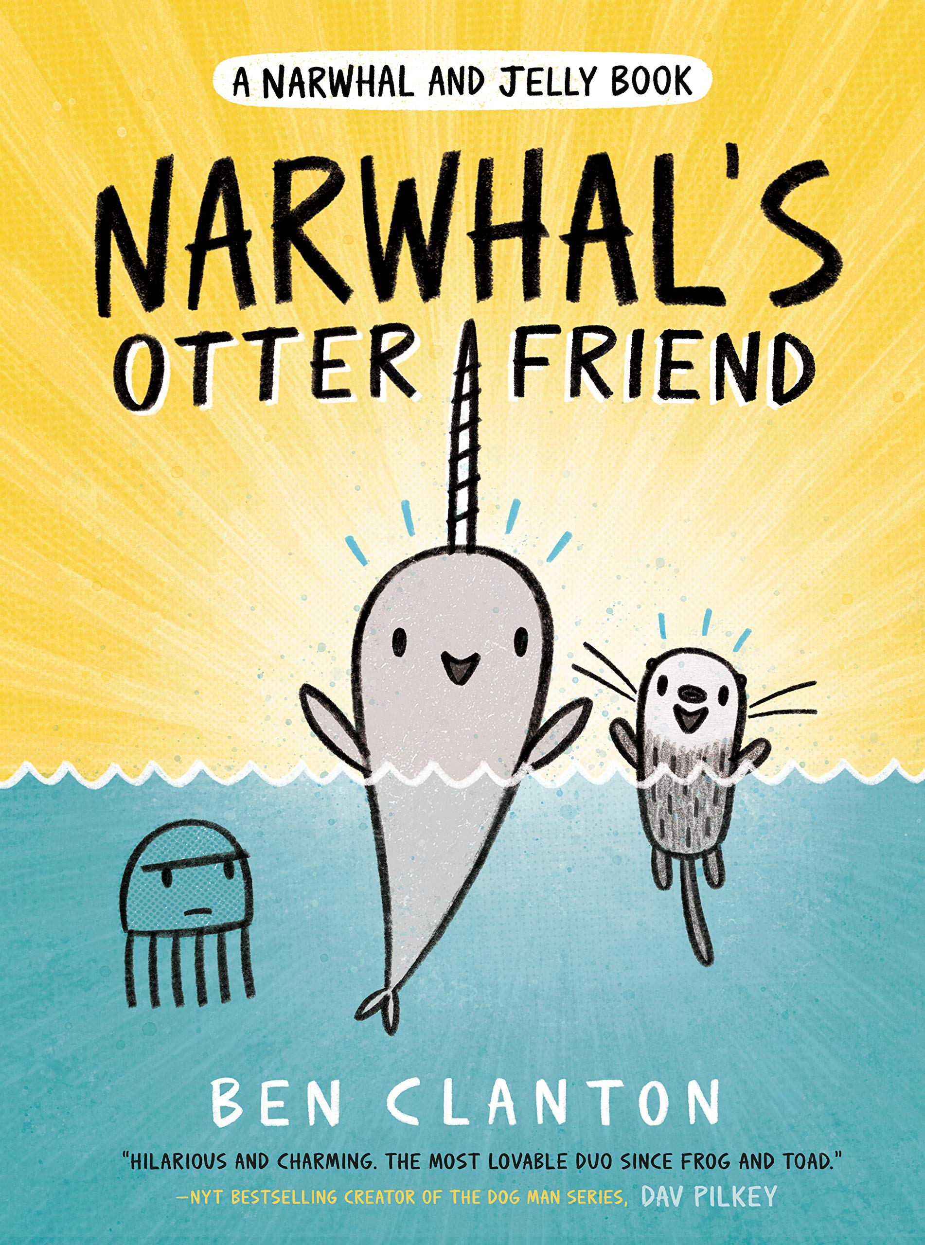 celebrate-picturebooks-picture-book-review-narwhal's-otter-friend-cover