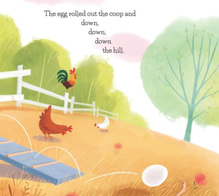 celebrate-picture-books-picture-book-review-a-little-chicken-egg