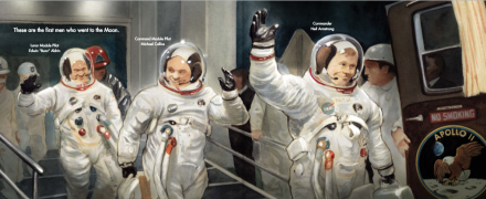 celebrate-picture-books-picture-book-review-the-first-men-who-went-to-the-moon-astronauts