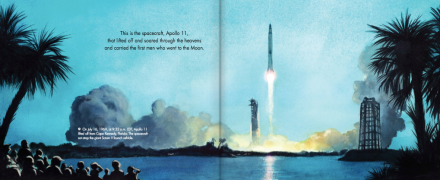 celebrate-picture-books-picture-book-review-the-first-men-who-went-to-the-moon-launch