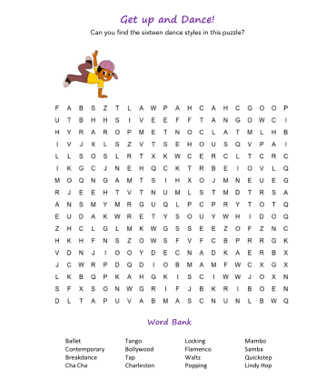 celebrate-picture-books-picture-book-review-dance-word-search-puzzle-with-art