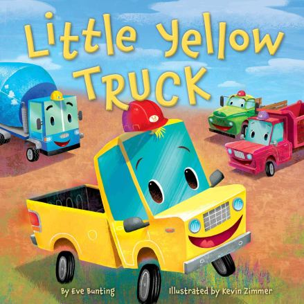 celebrate-picture-books-picture-book-review-little-yellow-truck-cover