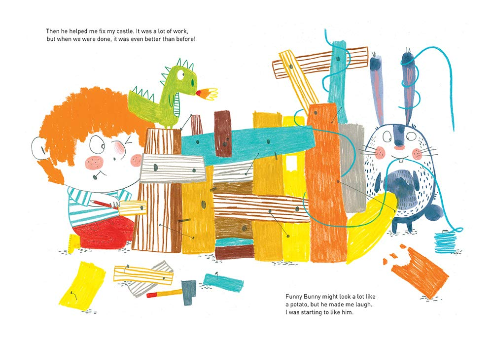 celebrate-picture-books-picture-book-review-my-funny-bunny-castle