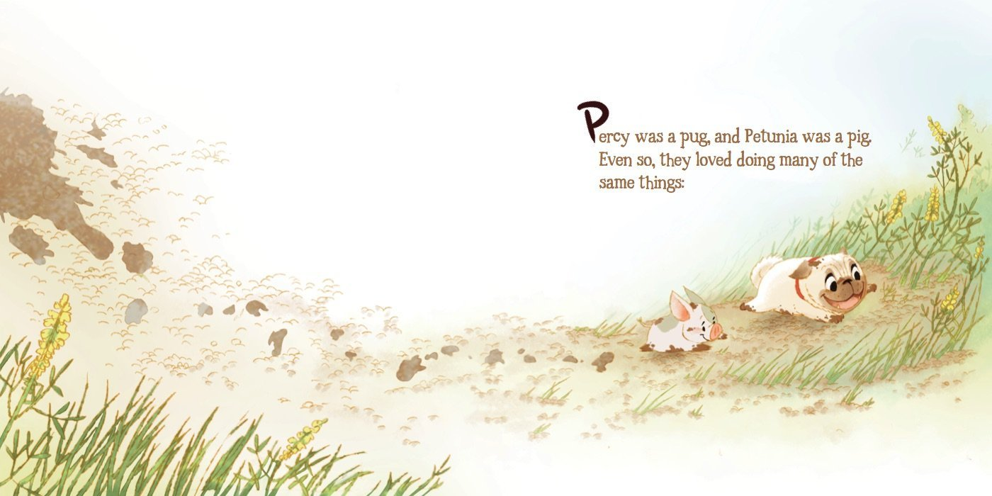 celebrate-picture-books-picture-book-review-thunder-pug-running-together